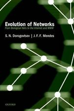 Evolution of Networks: From Biological Nets to the Internet and WWW, Mendes, J.F