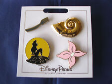 Disney Parks * ARIEL / MERMAID * New 4 Pin Themed Set on...