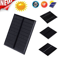 0.5-18V 0.05-6W Solar Panel Power Module For DIY Battery Cell Phone Charger Gift