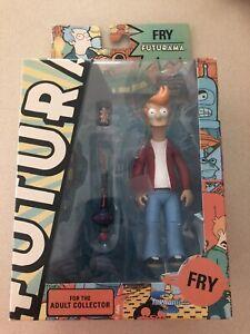 Futurama Phillip J. Fry action figure 2009 Encore Edition by Toynami