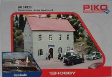 PIKO 61836 Police Station 00/H0 Plastic Model Rail Kit