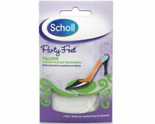 Scholl Party Feet Ultra Slim Invisible Gel Text 1 pair