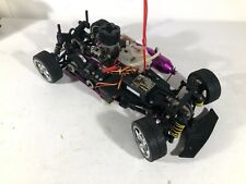 Unknown Band RC Car 1/10 Onroad, HPI? Includes Untested Electronics and Engine