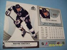 2012-13 SP Game-Used # 53 Wayne Gretzky!