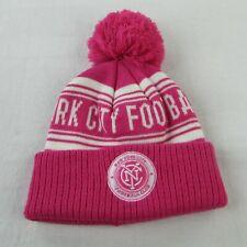 New York City Football Club MLS adidas Children's Knit Winter Cap