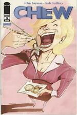 Image Comics CHEW Vol 1 (2009 Series) # 3 VF/NM 9.0 First Print