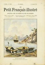 LE PETIT FRANÇAIS ILLUSTRÉ - 15ème année - n°159 - 13 décembre 1902