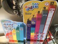 CBeebies Numberblocks 1-10 Number Blocks Kids Toy Maths 😍🤩😍