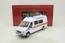 Mercedes Sprinter Long Base UK Police 1/43