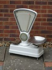 More details for 1950's vintage avery 20lb weighing scales no.1301 shop / stall grocer bca