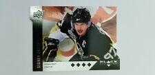Sidney Crosby 2009-10 Quad Black Diamond Die Cut Card!!
