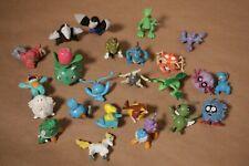 Vintage Pokemon Toys Lot Mixed TOMY PVC CGTSJ Figures Slowking Ponyta feraligatr