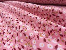 John Lewis cotton 100%, 'Drama & Delight B', (per metre) dress fabric, sewing