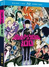 Mob Psycho 100: The Complete Series [New Blu-ray] With DVD, Boxed Set