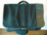 Tumi  Expandable Messenger Crossbody Padded Laptop Bag