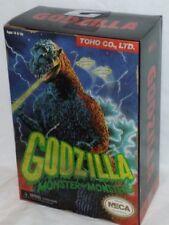 NECA Video Game NES Nintendo 8-bit Action Figure GODZILLA Monster REEL TOYS MISP