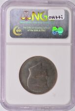 1976 D Kennedy Half Dollar Die Adjustment Strike NGC UNCEXTREMELY RARE COIN