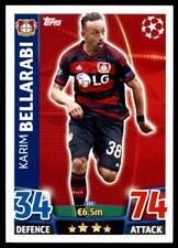 Match Attax Champions League 15/16 Karim Bellarabi Bayer 04 Leverkusen No. 211