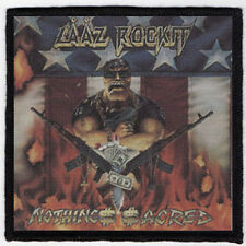 LAAZ ROCKIT PATCH / SPEED-THRASH-BLACK-DEATH METAL