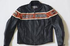 Harley Davidson Men's Thunder Hill Screamin Eagle Leather Jacket 3XL 98296-08VM