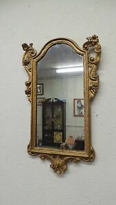 ANTIQUE MIRROR NEO-CLASSICAL STYLE FROM THE WASHINGTON CLUB ORIGINAL
