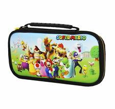 RDS Game Traveler Deluxe Case - Super Mario & Friends (NNS53A) - Nintendo Switch