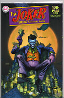 THE JOKER 80TH ANNIVERSARY SPECIAL (David Finch Variant) COMIC BOOK ~ DC