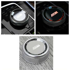 ABS&Rock Crystal Multimedia Knob IDRIVE Button Cover M/// for BMW F10/20/30