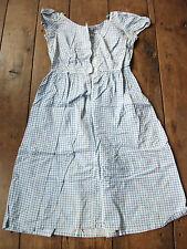 altes Kinderkleid;50er Jahre;Kleid; Trägerkleid; Sommerkleid; Gr. 42