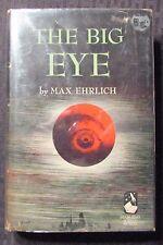 1949 THE BIG EYE by Max Ehrlich HC/DJ VG+/VG Doubleday BCE