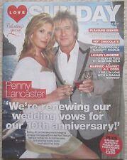 Penny Lancaster – Love Sunday magazine – 12 February 2017
