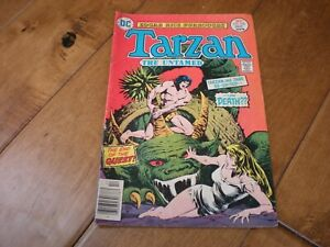 TARZAN The Untamed #256 (1976) DC COMIC 'End of the Quest'
