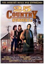 25 Country Number 1s [DVD]