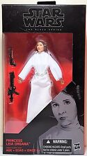 Star Wars The Black Series Princess Leia Organa # 30 Hasbro 6 inch Action Figure