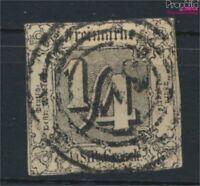 Thurn und Taxis 26 fein (B-Qualität) gestempelt 1864 Ziffer (9108875