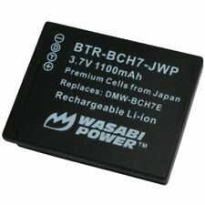 Wasabi Power Battery for Panasonic DMW-BCH7