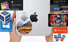 Apple 2011 Mac Mini 2.3Ghz 16GB 2TB+Windows 10 Adobe CS6 LogicX Final Cut X
