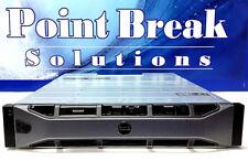 Dell Powervault Md1400 12x 6Tb New 12G Sas Hd's 72Tb 2x Ctrls 3Yr Warranty