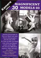 Harrison Marks Magnificent Models 03 (Pocket Glamour Series) - A6-08