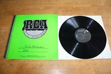 JACK GREEN / RCA Radio Special HUMANESQUE 1981 very rare