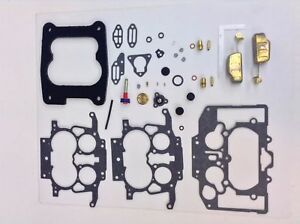 Carter Thermoquard Carb Kit 1978-1984 Chrysler Dodge Plymouth  V8 With Floats