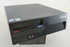 Lenovo ThinkCentre M58p Computer Dual Core 3.0Ghz 4Gb 160Gb Win10 Free Ship #1
