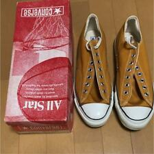 CONVERSE CHUCK TAYLOR ALL STAR GOLD SNEAKERS MEN SHOES US11 RARE NEW IN BOX RARE