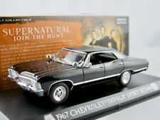 1967 Chevrolet Impala Sport Sedan Supernatural 1 43 Greenlight 86441 Chevy