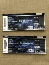 ed sheeran tickets hannover