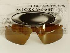 Oakley Radar Pitch Vented Gold Iridium lens. New in box.