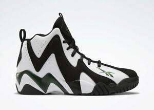 *NWB* Kemp OG Retro Reebok Kamikaze II (black/white) Men's Shoes FY7512