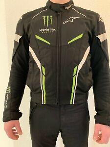 Alpinestars Monster Energy T-Specter Jacket Motorradjacke schwarz Gr.L