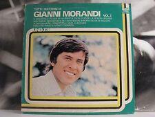 GIANNI MORANDI - TUTTI I SUCCESSI DI GIANNI MORANDI VOL. 2 LP EX/NM LINEA TRE