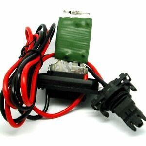 Renault Scenic II Heater Blower Fan Resistor Repair kit